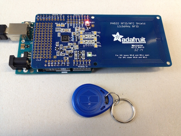 Adafruit-NFC-PN532-Shield